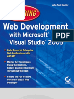 Mastering Web Development With Microsoft Visual Studio 2005 (2005)