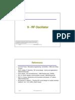 lesson9-RF Oscillators