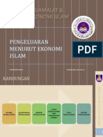 Mei - Pengeluaran Ekonomi Islam