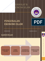 Mei - Pen Gen Alan Ekonomi Islam