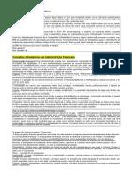 ADMINISTRAÇÃO FINANCEIRA - Teoria e Exercícios - ok