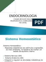 INTRODUÇÃO A ENDOCRINOLOGIA CHAMS