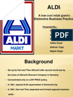 aldi inbound logistics