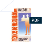 Masturbacion - Manual de Tecnicas de Masturbacion Masculina (Por Mark Emme)