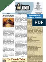 """2011-10-09 Boletín Semanal """"El Conquistador"""" , La Casa de Todos"""