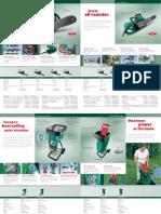 Bosch Consumer Brochure 2