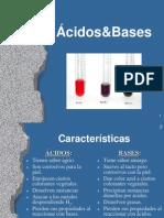 Acido y Bases Revisado