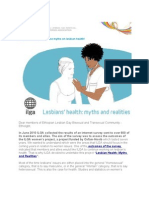 Lesbian's Health