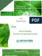 Hamim Al Mukit_General Banking of Pubali Bank Ltd