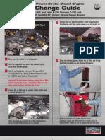 6.0L Oil Change Guide
