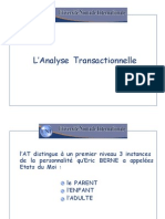 2 Analyse Transactionnelle