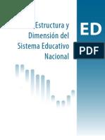 Panorama en Educacion INEE El Sistema Educativo Nacional
