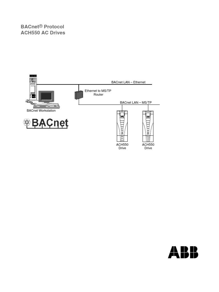 Abb Ach550 Bacnet Wiring Diagram Library Ms Tp