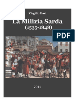 ILARI Virgilio. Peasant and Urban Militias of Sardinia Island 1535-1848