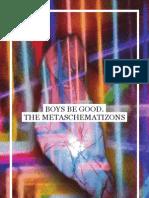 THE METASCHEMATIZONS zine/show catalog