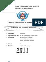 CuencaOpamayu(calculoHidrologico)
