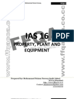 IAS 16 by FFQA