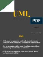 Presentación de UML