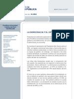 2007 Febrero Politica y Economica Lima