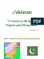 PAKISTAN- A Different View