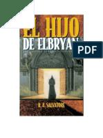 R.a. Salvatore - Guerras Demoniac As 6 El Hijo de Elbryan