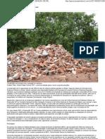 CONSTRUÇÃO CIVIL PRECISA REVER A GERAÇÃO DE RESÍDUOS _ Revista Geração Sustentável - A Revista do Desenvolvimento Sustentável C