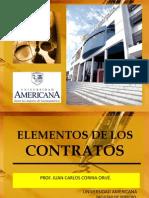 (u. III) Elementos Del Contrato