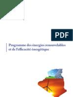 Programme ENR Et Efficacite Energetique Fr