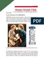 Rolling Stones Social Club - Jaime Bedoya