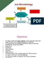 General Mycology 2006-07