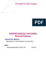 Opportunistic Mycoses 06-07