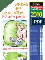 Leche Materna Mundial Futbol