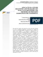 analise ergonomica SEMT