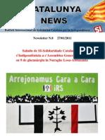 Newsletter n8 SR