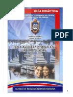 GUÍA DIDÁCTICA TIC  07-12-2007