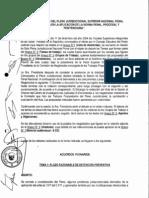 Pleno Nacional Penal 2004