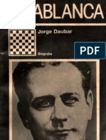 Capablanca Biografía - Jorge Daubar