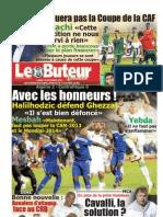 LE BUTEUR PDF du 10/10/2011