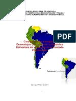 Política exterior de Venezuela