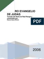 EL OTRO EVANGELIO DE JUDAS