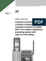 Cl82301 Manual i6