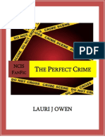 Lauri J Owen-The Perfect Crime