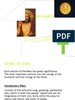 Prayer and Eucharist