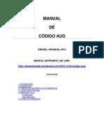 Manual de Código AUG