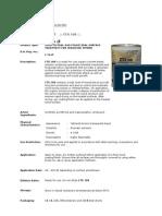 CTX 108 Data Sheet