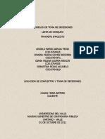Trabajo Modelos Guia de Chequeo y Favorito Implicito