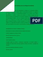 2.7 Diseño de sistemas con enfoque de sistemas