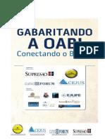 GABARITANDO OAB