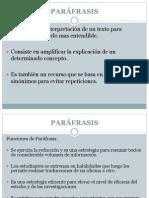 PARAFRASIS