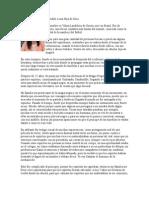 Vilma de Souza - parte transcrita del video